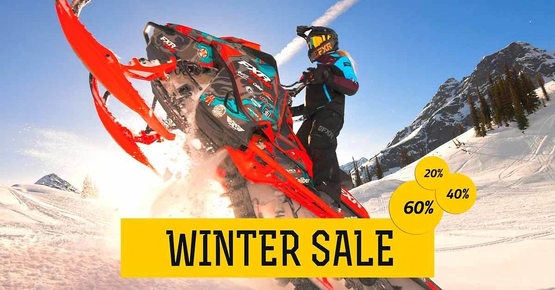 Winter Sale Banneri