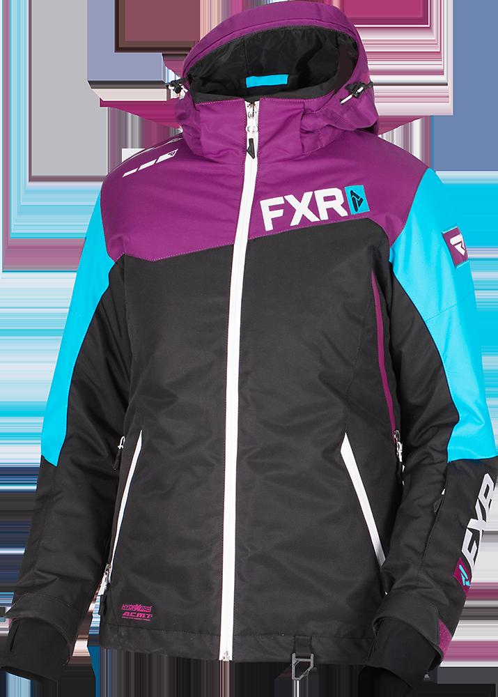 2020 FXR Vertical Pro naisten kelkkatakki